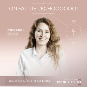 #RadiologieMailloux #echographie